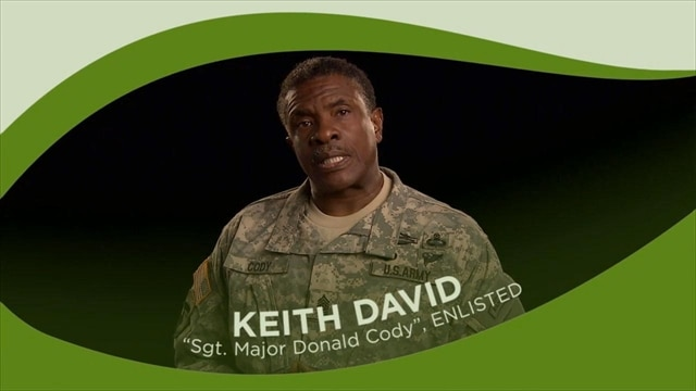 Green Tip #1: Keith David
