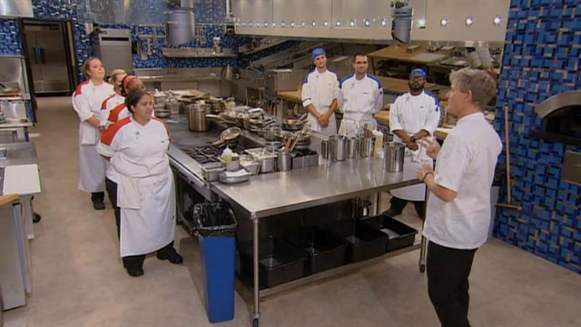 Hell's Kitchen | 7 Chefs Compete, Part 2