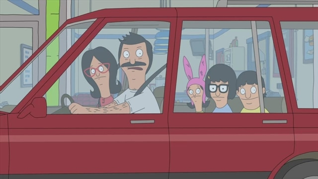 Bob's Burgers: Car Problems