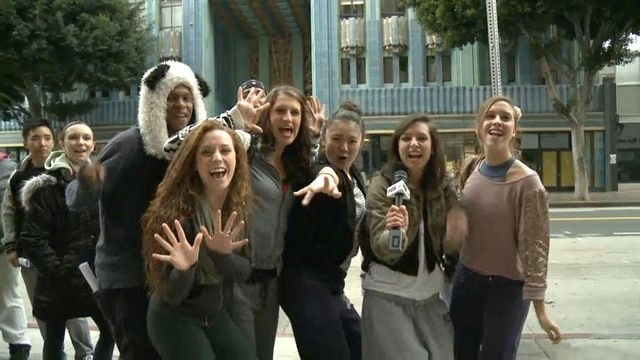The search for America's Favorite Dancer kicks off in Los Angeles, and these dancers can't wait to audition for Season 10.