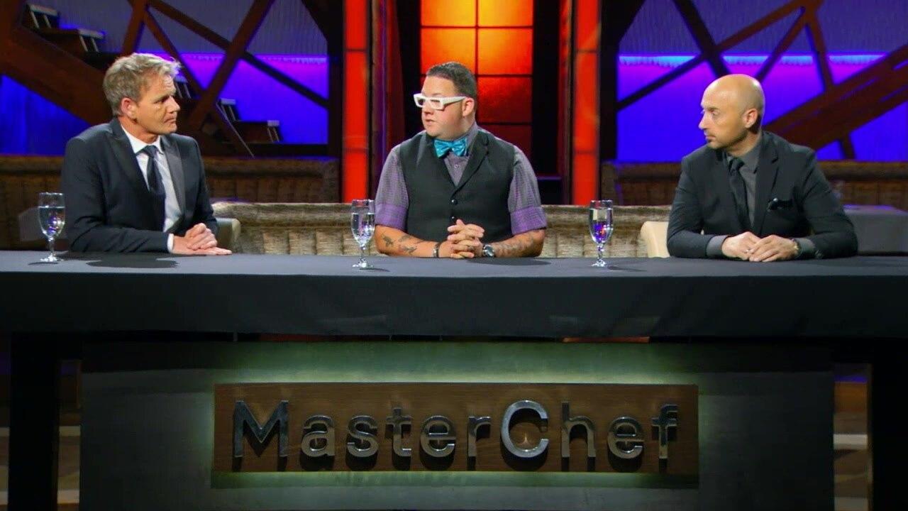 "The judges reveal America's next ""MasterChef."""