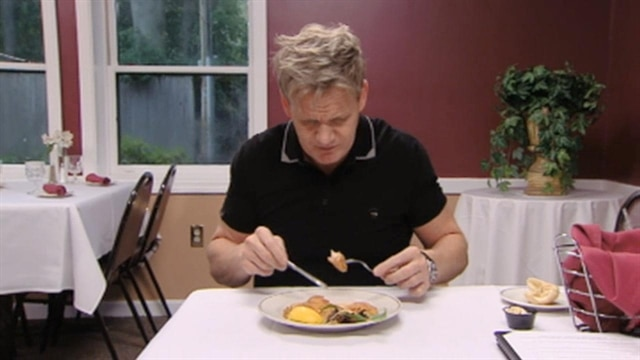 Kitchen Nightmares | Olde Hitching Post