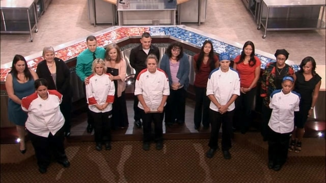 hell s kitchen 5 chefs compete  part 1 of 3