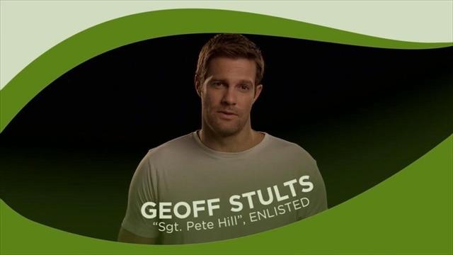 Green Tip: Geoff Stults