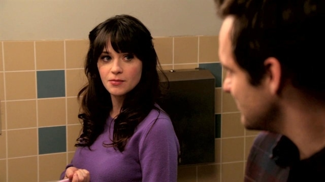 New Girl: Post-Sucking Face