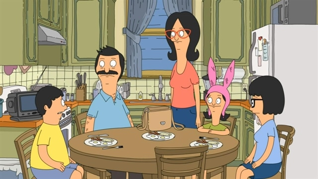 Bob's Burgers: Table-Scaping