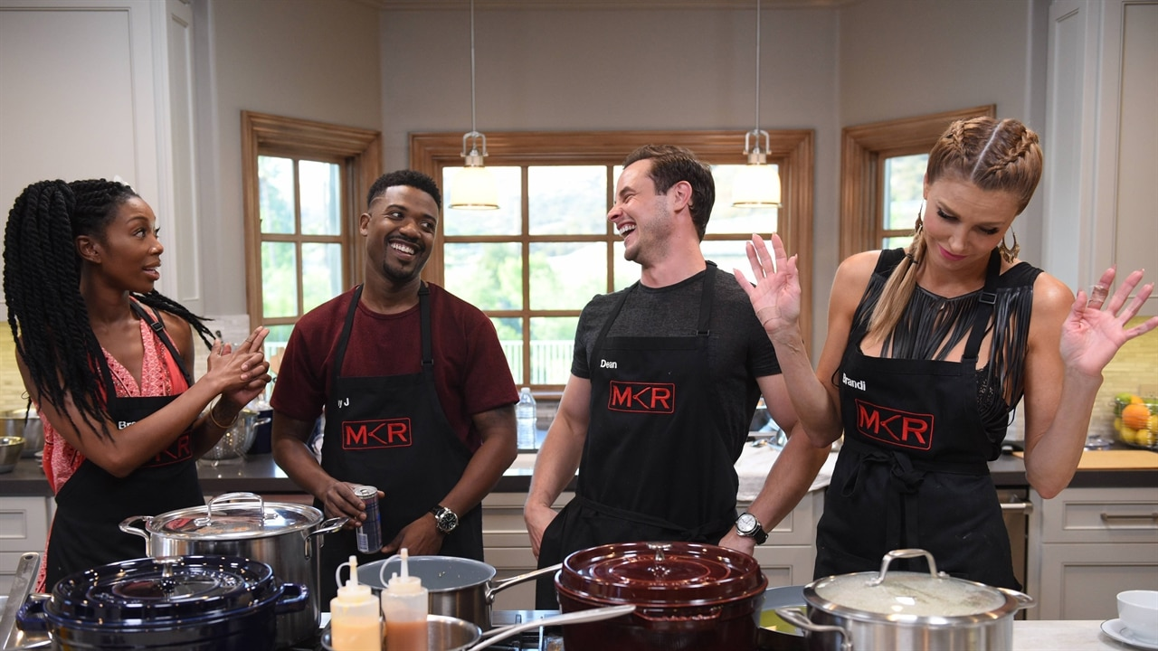 My Kitchen Rules  Showing Now Episode