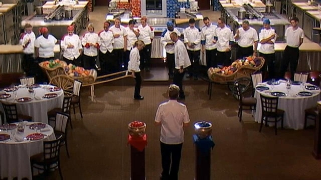 Hell's Kitchen | 15 Chefs Compete