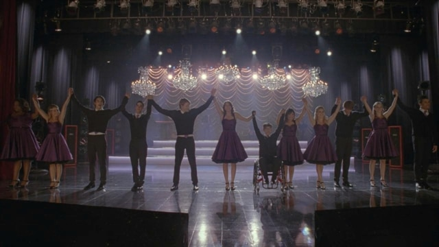Glee-Cap: All or Nothing