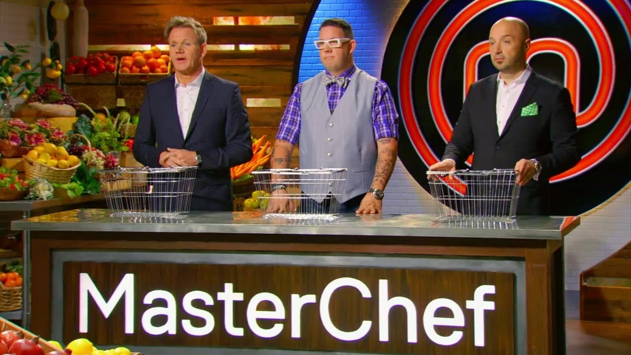 The home cooks go head to head with the judges.