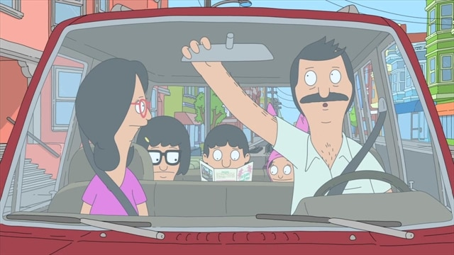 Bob's Burgers: Road Trip