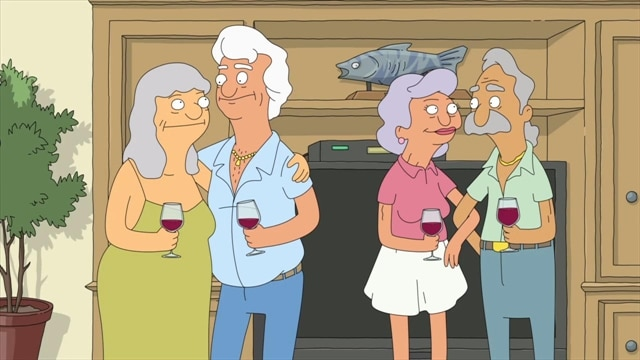 Bob's Burgers: Swinging Seniors