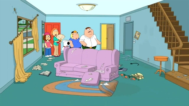 Family Guy: Ransacked