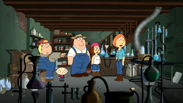 Family Guy: Bad Business