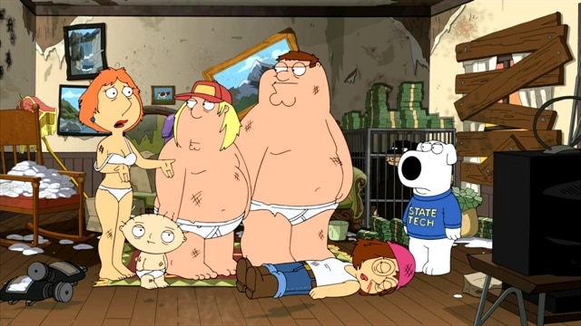 Family Guy: Full Circle