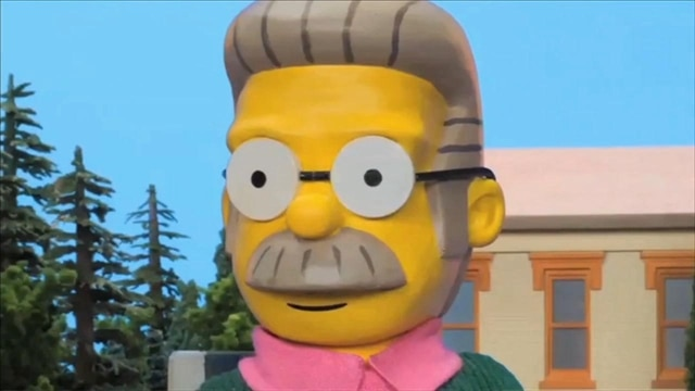 Simpsons: Animated In Claymation