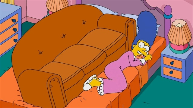 Simpsons: in Homer's Absence