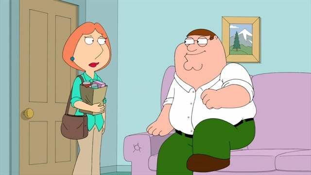 Family Guy: Sting and a Miss