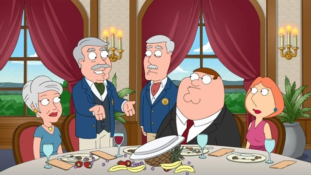 Family Guy: Moving on Up