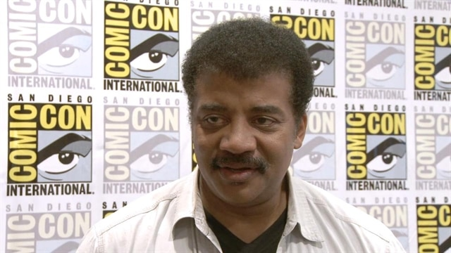 Neil deGrasse Tyson  (Comic-Con)