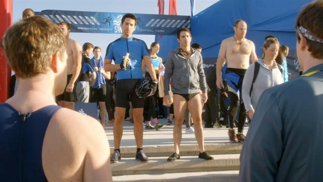 The Mindy Project | Triathalon