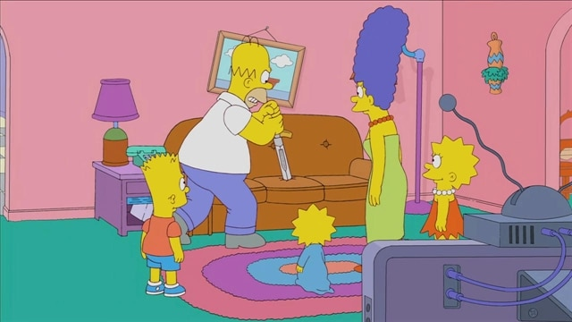Couch Gag Contest