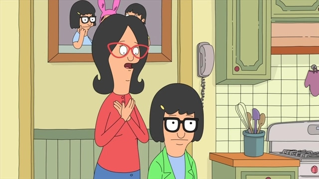 Bob's Burgers: Tina-vision Journalist