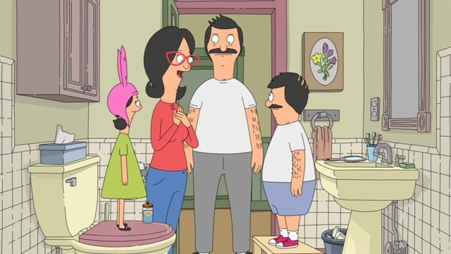 Bob's Burgers: Too Many Bobs in the Bathroom