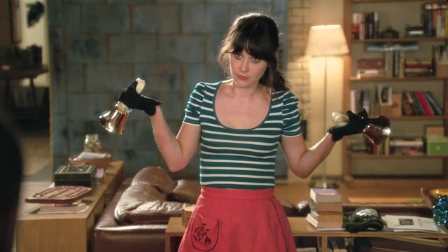New Girl: Zooey, Can I Have Your Clothes?