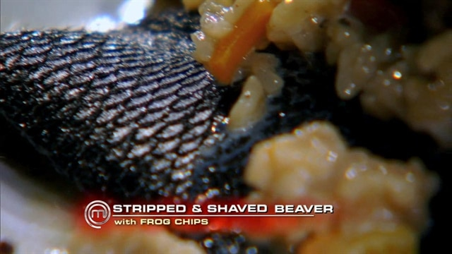 MasterChef: Leave It to Beaver