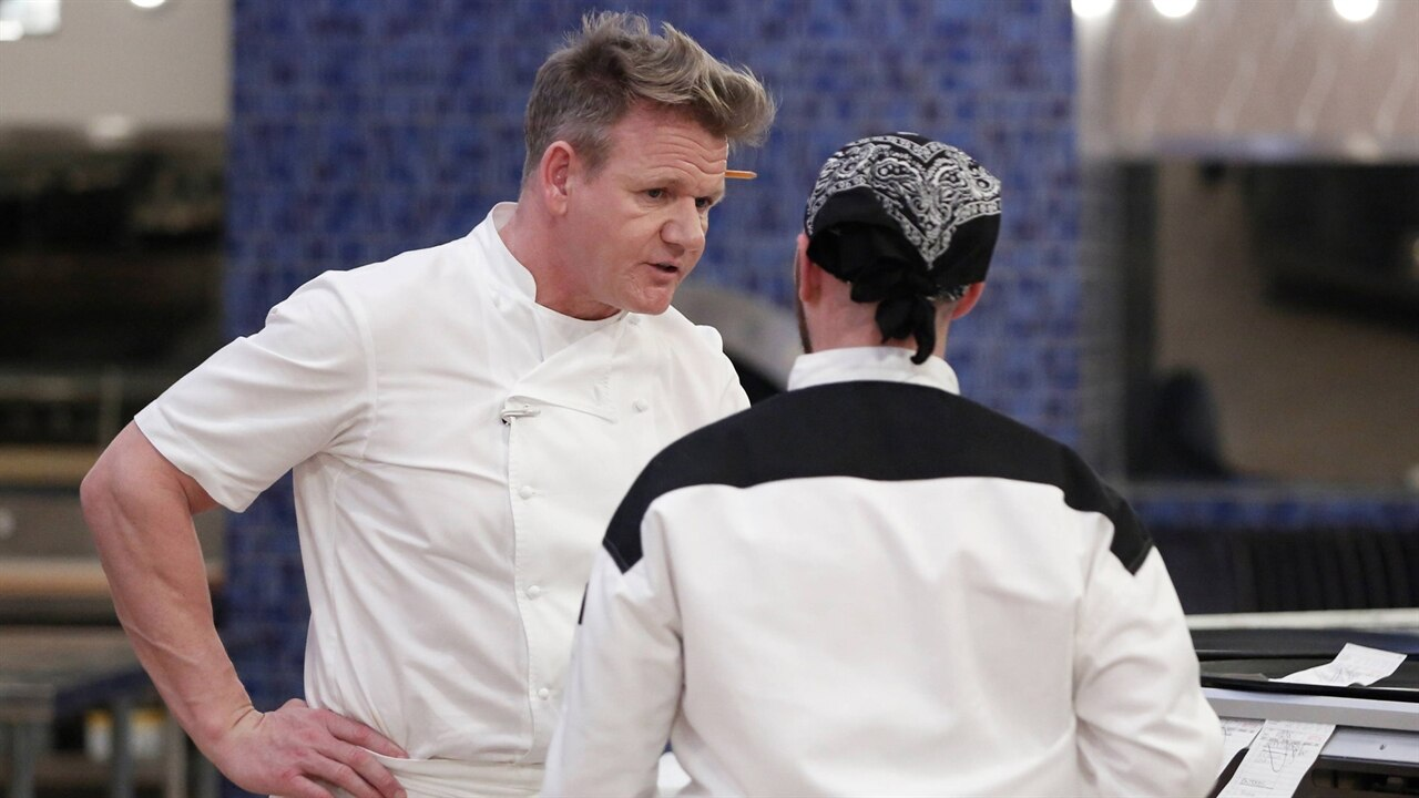 Ramsay Hells Kitchen Season  Ep