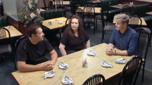 Kitchen Nightmares | Levanti's Italian Restaurant