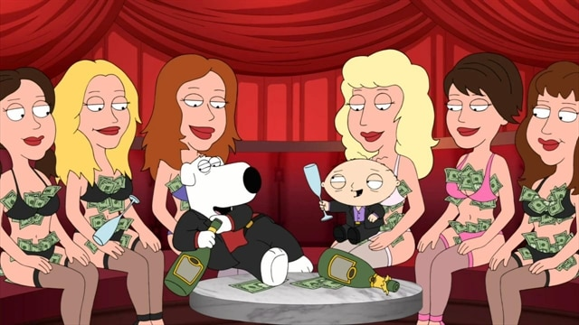Family Guy: Sneak Peek:
