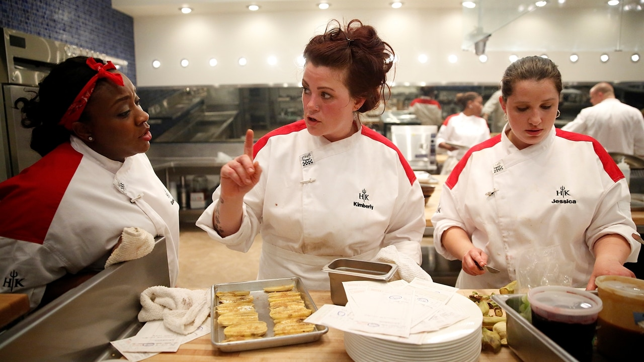 "Hell's Kitchen Season 16 Episode 3 Recap: ""The Yolks on Them"""