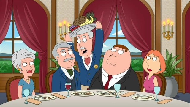 Family Guy | No Country Club for Old Men
