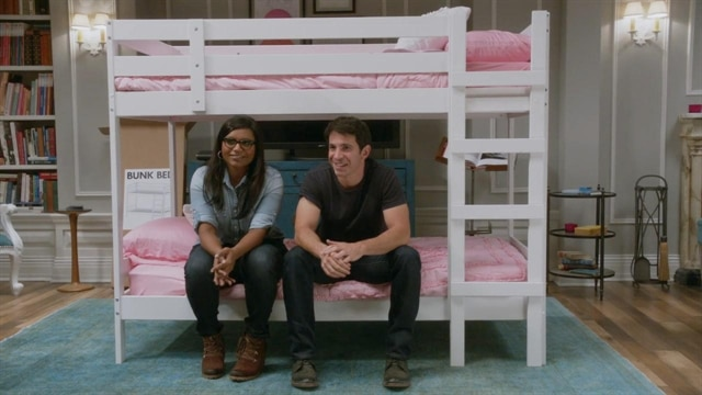 The Mindy Project | Bunk Bed