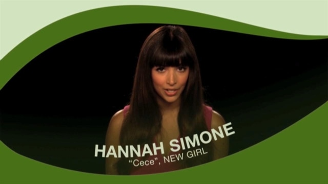 Green Tip: Hannah Simone