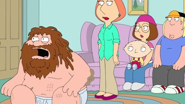 Family Guy: Earth to Feral Peter