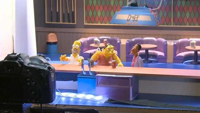 Constructing A Couch Gag: Part 3