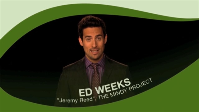 Green Tip: Ed Weeks