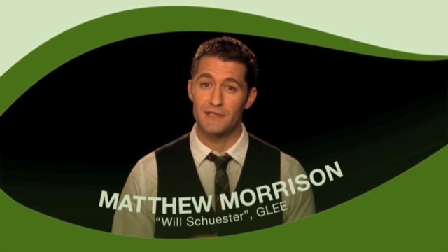 Green Tip: Matthew Morrison