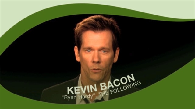 Green Tip: Kevin Bacon