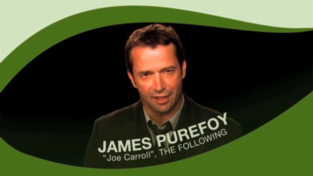 Green Tip: James Purefoy