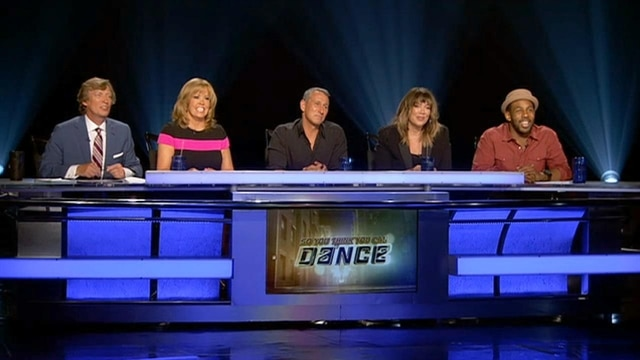 The judges choose the Top 20 dancers!