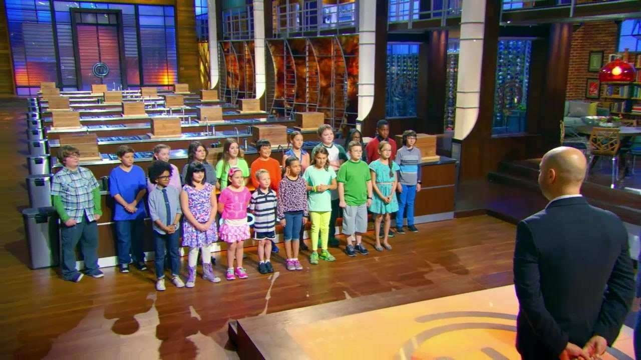 Masterchef Junior Season 3 Episode 1 Watch Full Episodes