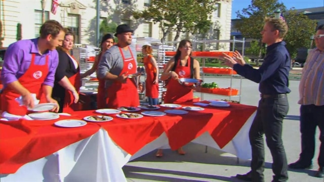 MasterChef: Slow Red Team Service