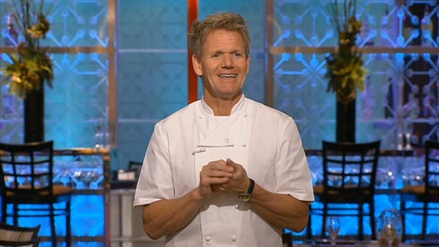 Hell's Kitchen | 10 Chefs Compete