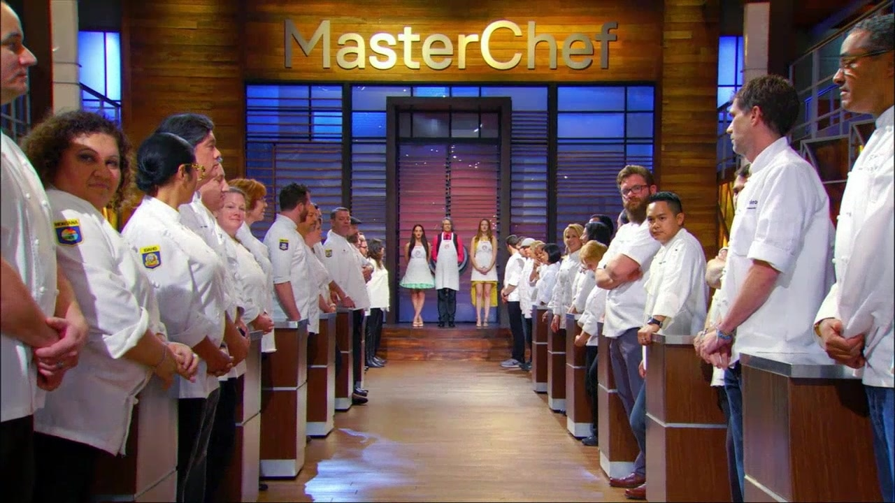The remaining three contestants will create dishes for a judging panel of renowned chefs.