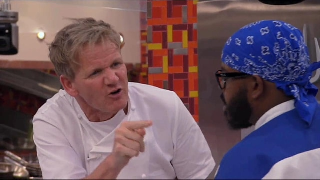 Hell's Kitchen: Hissy Fit