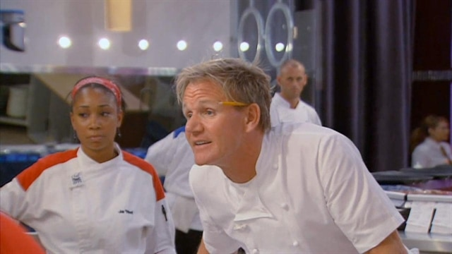 Hell's Kitchen | 12 Chefs Compete